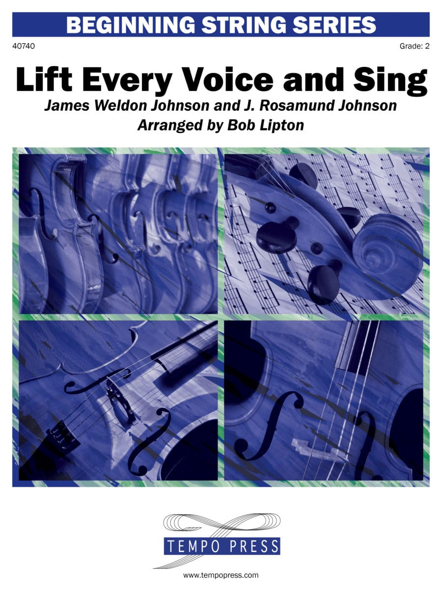 Lift Every Voice and Sing Cover