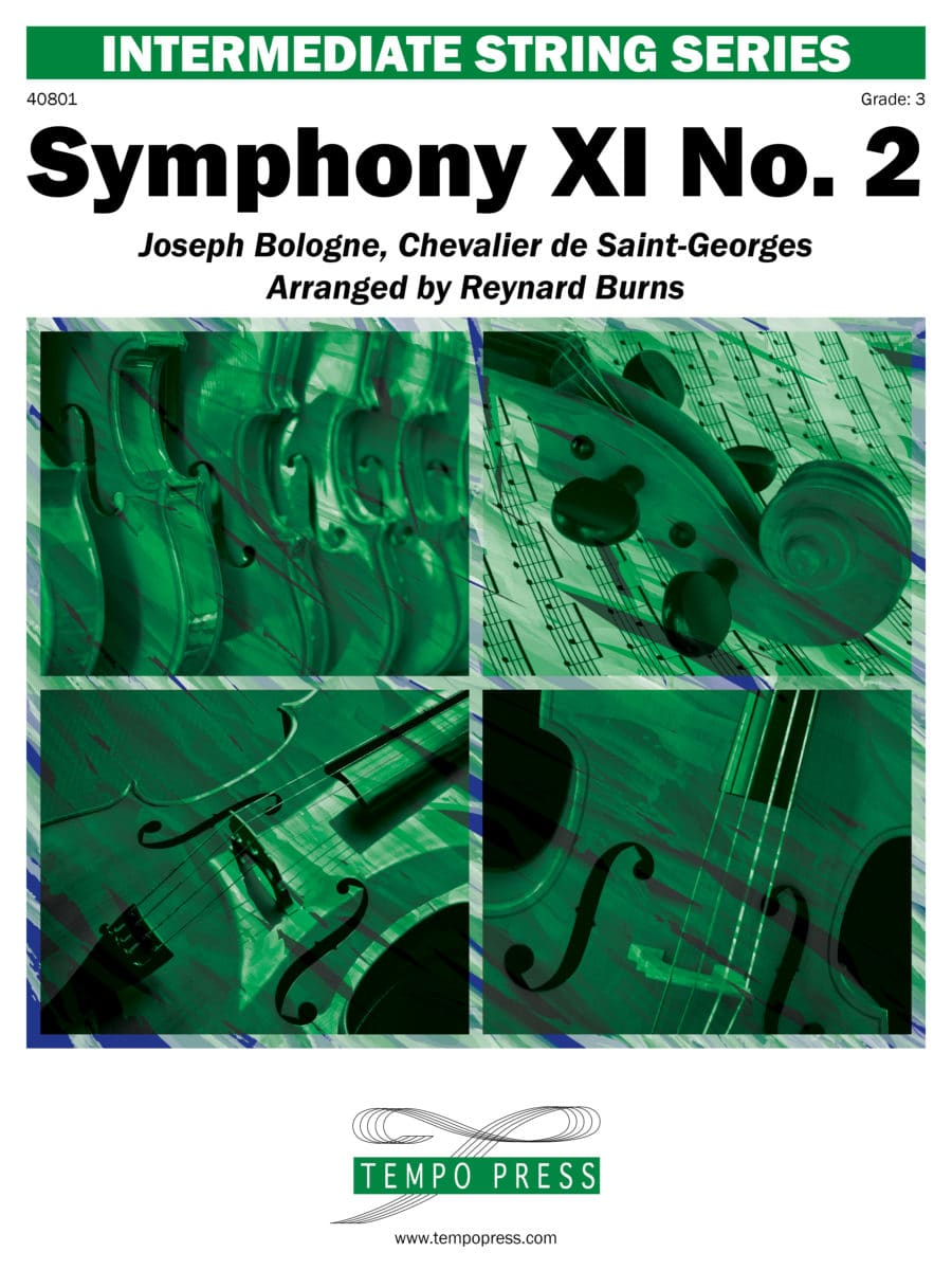 Cover of Symphony XI No. 2